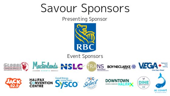 Savour Our Sponsors 7