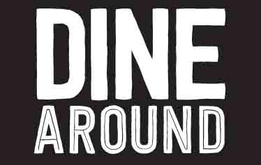 Dine Around Logo 2018